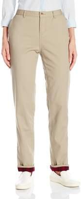 Woolrich Women's Alderglen Flannel Lined Chino Pant