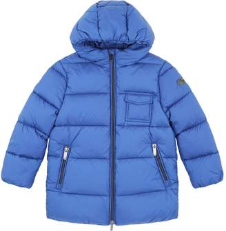 Il Gufo Hooded Puffer Coat