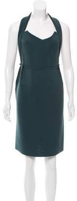 Lanvin Sleeveless Neoprene Dress w/ Tags