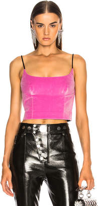 Alexander Wang Fitted Cami Top