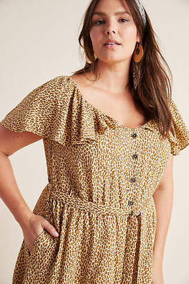 Anthropologie Bolano Dress