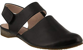 Spring Step Leather Sandals with Goring - Haiku