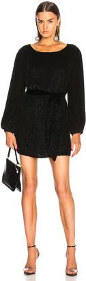 retrofete Grace Dress in Black Sequin | FWRD