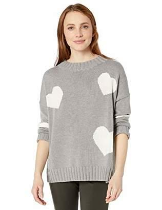 Cable Stitch Women's Intarsia Sweater