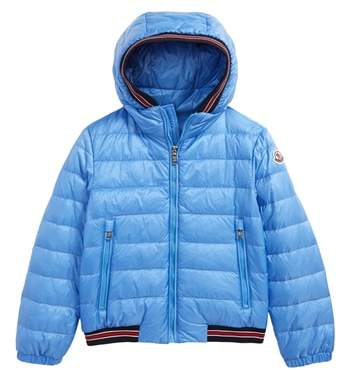 Eliot Hooded Goose Down Jacket