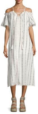 Isla Maxi Dress $220 thestylecure.com