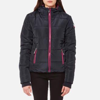 Superdry Women's Sports Puffer Jacket