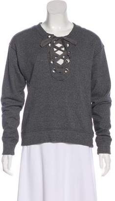 Mother Knit Scoop Neck Sweater