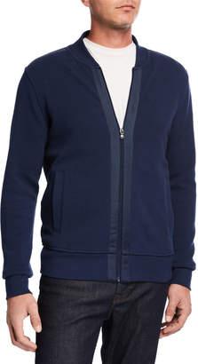 Michael Kors Men's Baseball-Style Jacket