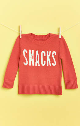 Show Me Your Mumu Toddler Mini Arroyo Sweater ~ Snacks Graphic