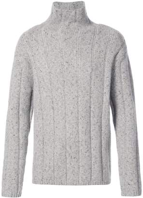 Theory roll neck jumper