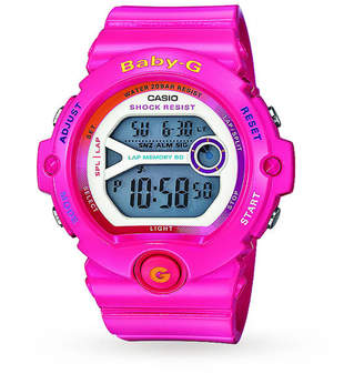 Baby-G Alarm Chronograph Ladies Watch