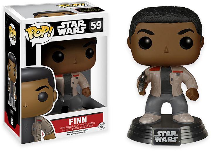 Funko Pop! Star WarsTM Episode 7 Finn Figurine
