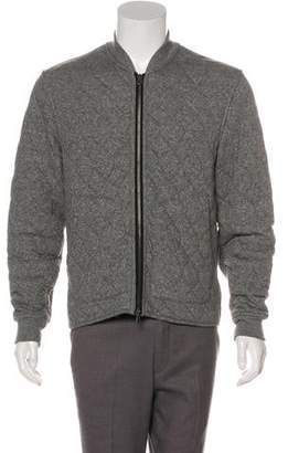 Todd Snyder Quilted Zip-Up Jacket