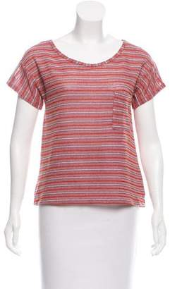 Elizabeth and James Kiley Short Sleeve Top w/ Tags