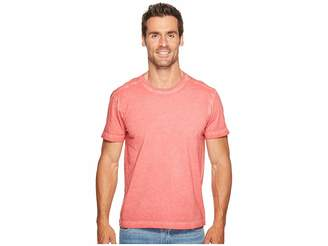 Agave Denim Shawn Short Sleeve Crew Antique Wash Men's T Shirt