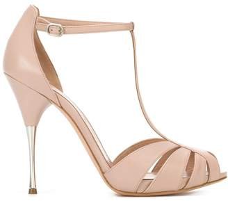 Alexander McQueen stiletto sandals