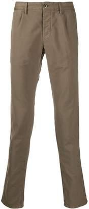 Incotex casual chino trousers
