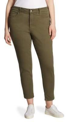 NYDJ NYDJ, Plus Size Plus Alex Ankle Pants