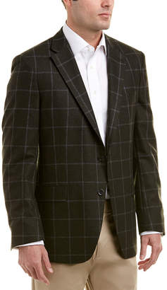 Ike Behar Sonny Classic Fit Wool Sportcoat