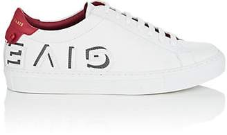 "Givenchy Women's ""Urban Knots"" Leather Sneakers - White"