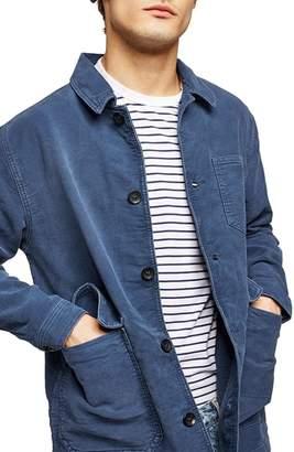 Topman Classic Fit Work Jacket