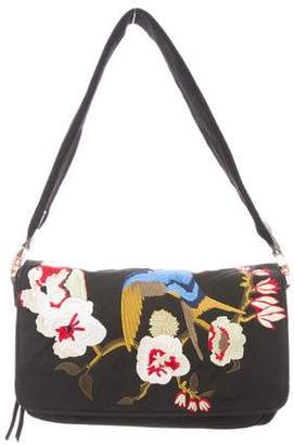 Elizabeth and James Willa Embroidered Shoulder Bag