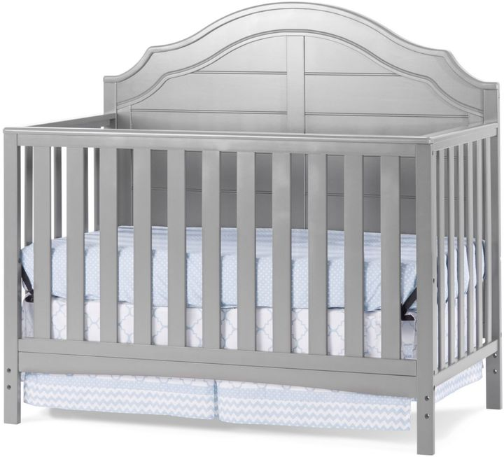 Child Craft Child CraftTM Penelope 4-in-1 Convertible Crib in Cool Grey