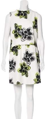 Milly Sleeveless Sheath Dress w/ Tags
