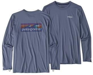 Patagonia Men's RØ® Long-Sleeved Sun Tee