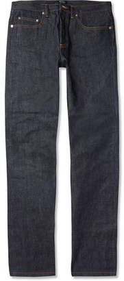 A.P.C. New Standard Dry Selvedge Denim Jeans