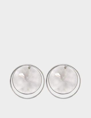 Maison Margiela Round Versatile Earrings