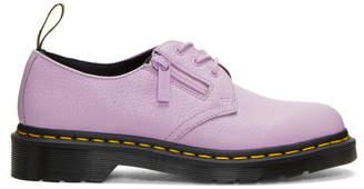 Dr. Martens Purple 1461 Zip Derbys