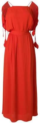 Tory Burch Evalene tie-shoulder dress
