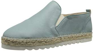 Nine West Women's Noney Leather Slip-ONS
