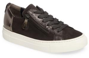 Women's Paul Green Side Zip Sneaker $329 thestylecure.com