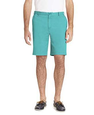 "Izod Men's Saltwater Stretch 9.5"" Chino Shorts"