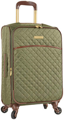 Anne Klein Bellevue 21Inch Quilted Expandable Carry On