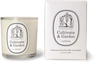 Cultivate & Garden Candle - Verbena - Farmhouse Pottery