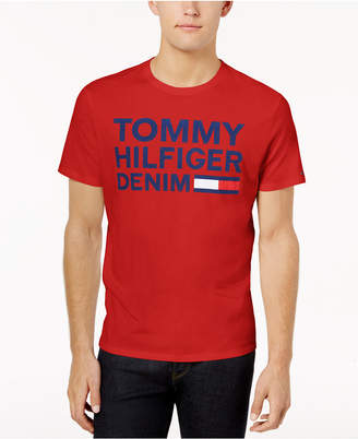Tommy Hilfiger Men Graphic-Print T-Shirt