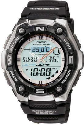 Casio Active Dial Illuminator Mens Analog/Digital Sport Watch AQW101-1ACF
