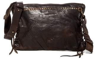Frye Samantha Studded Leather Crossbody Bag
