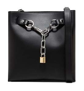 Alexander Wang Attica Shoulder Bag With Chain