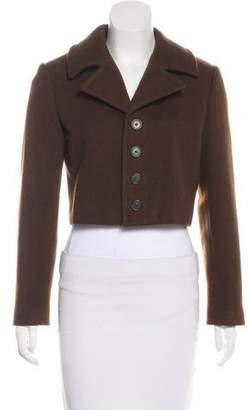 Ralph Lauren Purple Label Wool & Cashmere-Blend Jacket
