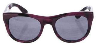 Burberry Tinted Cat-Eye Sunglasses