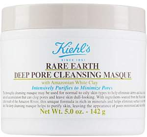 Kiehl's Women's Rare Earth Pore Cleansing Masque