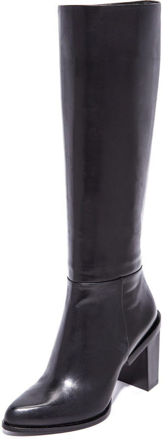 DKNY DKNY Pilar Knee High Pointy Boots