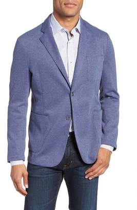 Bugatchi Regular Fit Pique Blazer