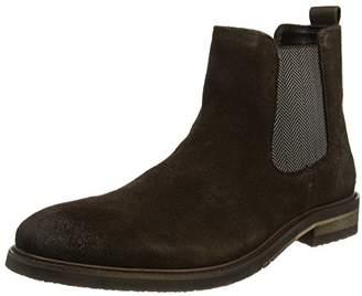 Steve Madden Footwear Men's Teller Low Derby Chelsea Boots,45 EU