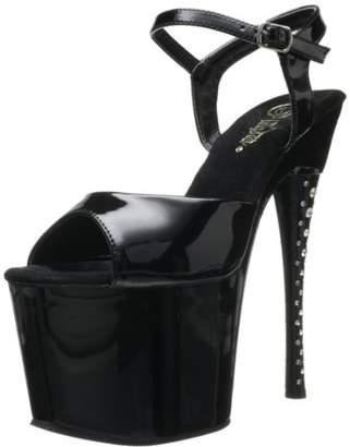 Pleaser USA Women's Diamond-709 Platform Sandal